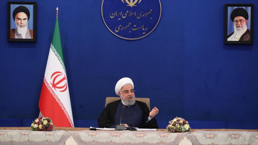Rohani: Irán no aceptará violación de la resolución 2231 del CSNU