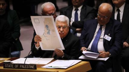 Palestina advierte a Israel sobre Cisjordania: Ni un centímetro más