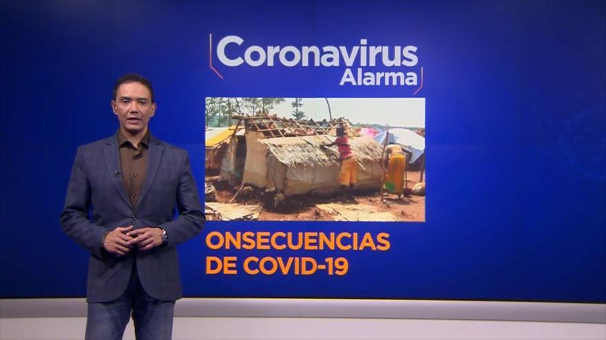 Coronavirus Alarma: Coronavirus puede duplicar el número de personas que padecen hambre extrema