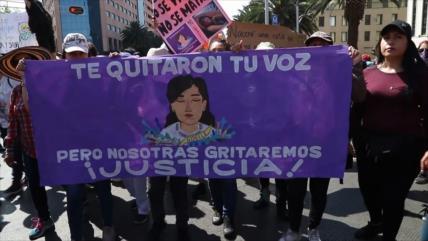 Aumenta violencia contra mujeres en México durante confinamiento