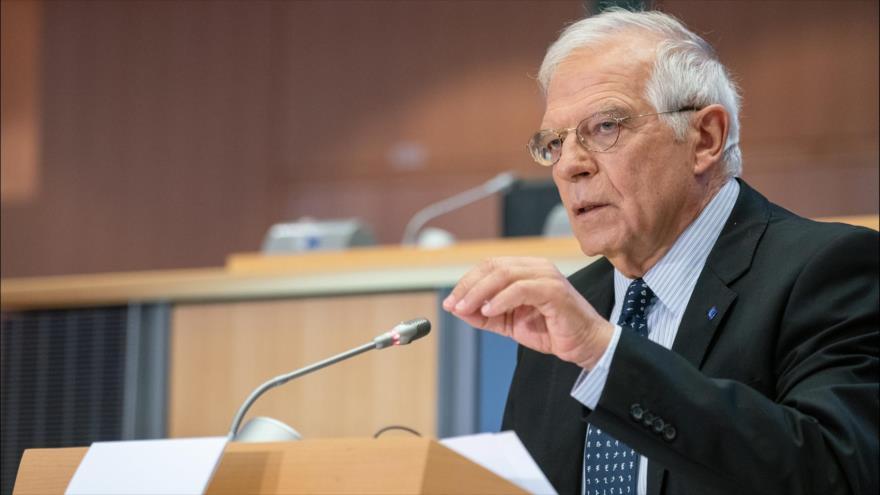 El jefe de la Diplomacia de Unión Europa (UE), Josep Borrell.