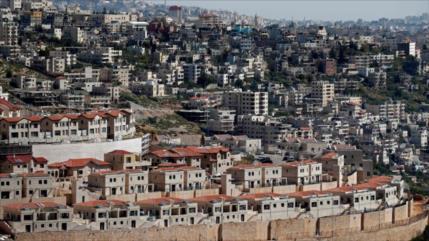 Israel aprueba erigir otras 7000 viviendas ilegales en Cisjordania