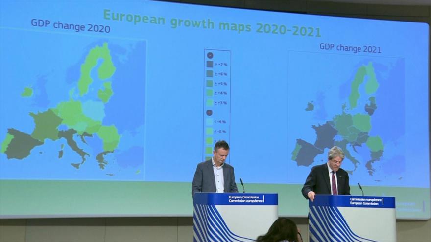 La pandemia está poniendo patas arriba la economía mundial