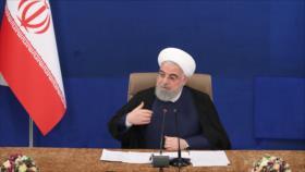 """Irán llama al mundo a hacer frente a """"demandas excesivas"""" de EEUU"""