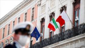 CE: Crisis de la COVID-19 amenaza la supervivencia de la eurozona