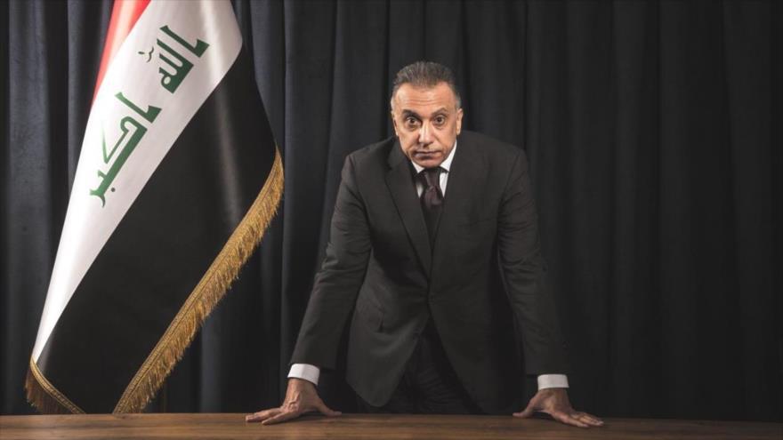 El nuevo primer ministro de Irak, Mustafa al-Kazemi.