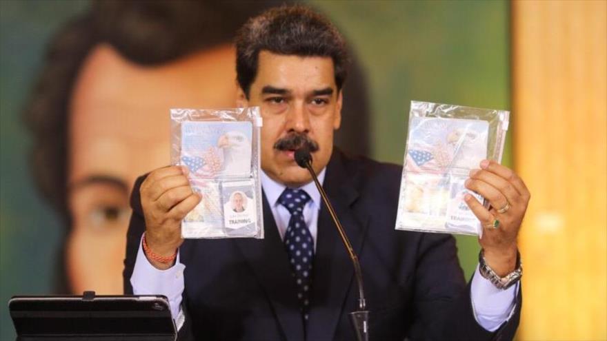 Venezuela llevará a La Haya el caso de la incursión naval de EEUU
