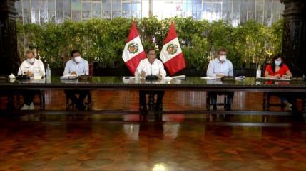 Perú autoriza reinicio de la economía durante la paralización