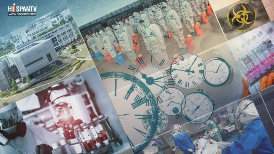 10 Minutos: Laboratorios biológicos de EEUU