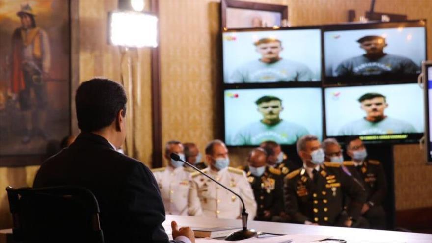 Militar de EEUU confiesa: quisimos secuestrar a Maduro