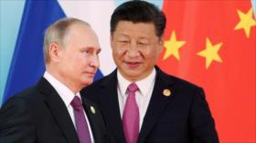 """Rusia defiende a China ante acusaciones """"sin pruebas"""" de EEUU"""