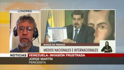 Implicación de EEUU en ataque contra Venezuela está clara