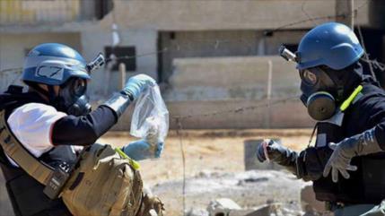 OPAQ hizo falsas afirmaciones sobre el ataque químico en Duma