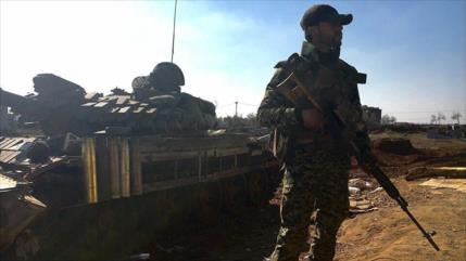 Ejército sirio envía nuevos refuerzos militares a Daraa