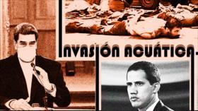 Detrás de la Razón: Presidente venezolano denuncia y desmantela complot de Washington para derrocarlo