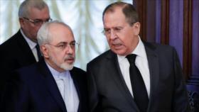 Rusia se solidariza con Irán ante sanciones 'ilegales' de EEUU
