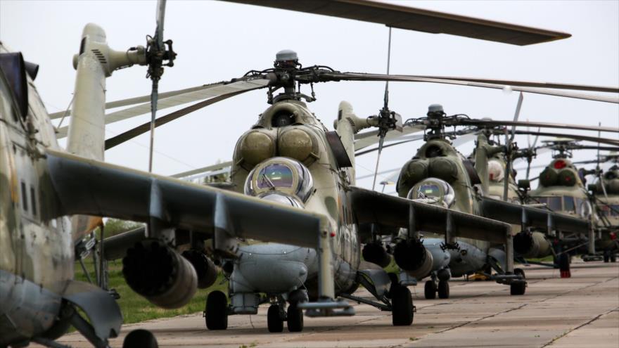 Fuerza Aérea rusa realiza ensayo en víspera del Día de la Victoria | HISPANTV