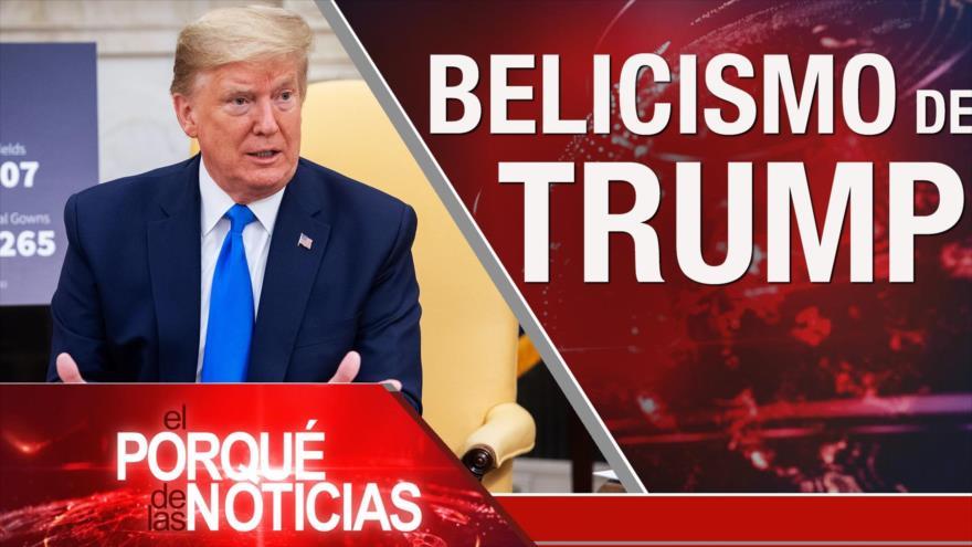 El Porqué de las Noticias: Veto de Trump. Nuevo Gobierno en Irak. Nueva ministra de Chile