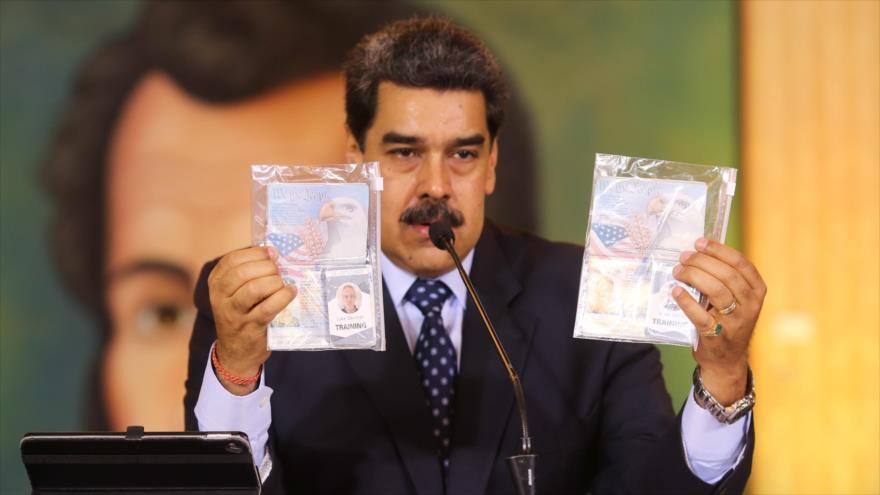 Nuevo golpe en Venezuela: todas las huellas llegan a EEUU