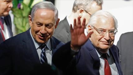 HAMAS arremete contra embajador de EEUU por comentario proisraelí