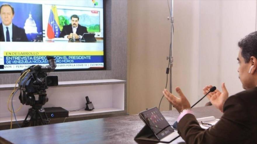 "Maduro: EEUU debe admitir fracaso de ""presidencia títere"" de Guaidó | HISPANTV"