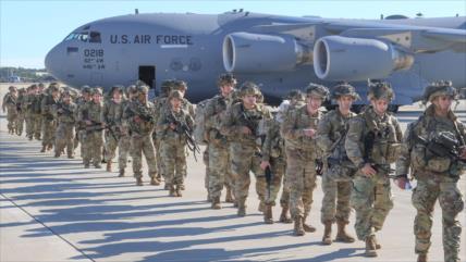 Clérigo iraquí: EEUU no abandonará la región, hay que expulsarlo