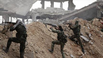 Siria inicia operación para vengar a policías asesinados en Daraa