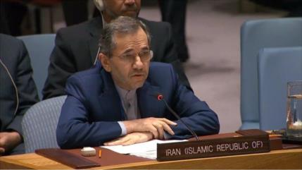 Irán: EEUU ridiculiza el derecho internacional con sus amenazas