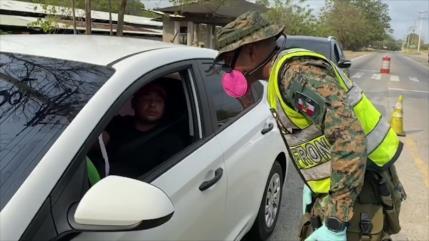 En Panamá medidas para contener COVID-19 atentan contra DDHH