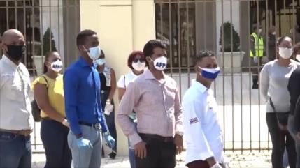 Trabajadores dominicanos exigen acceso a fondos de pensiones
