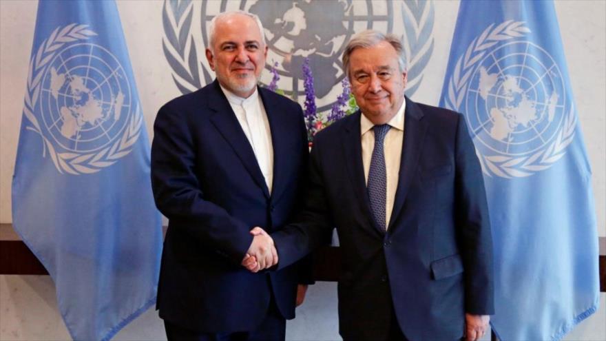Irán a la ONU: Sanciones de EEUU peligran la paz mundial   HISPANTV