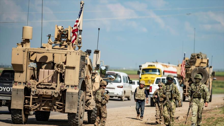 EEUU expande su base militar en un campo petrolero en Siria | HISPANTV