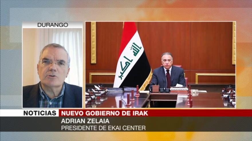 Zelaia: Irak debe defender sus derechos ante hegemonía de EEUU