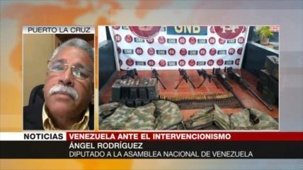 Exclusiva: Constituyente aborda detalles de 'Operación Gedeón'