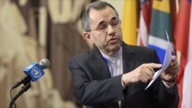 Irán acusa a EEUU de debilitar lucha mundial contra COVID-19