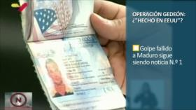 """PoliMedios: Operación Gedeón: ¿""""Hecho en EEUU""""?"""
