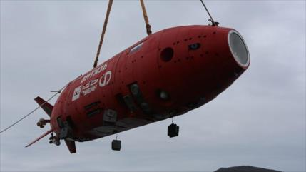 El vehículo ruso Vitiaz llega al punto más profundo de la tierra