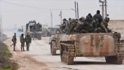El Ejército sirio frustra un ataque de Daesh al sur de Idlib