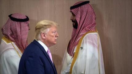 Se avista el ocaso de la luna de miel entre Bin Salman y Trump