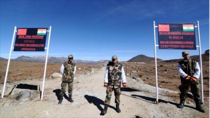 """Varios heridos en choque """"agresivo"""" entre militares indios y chinos"""