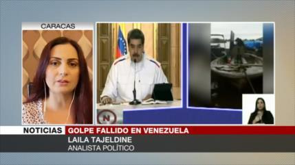Tajeldine: Venezuela tiene evidencias para llevar a EEUU a juicio
