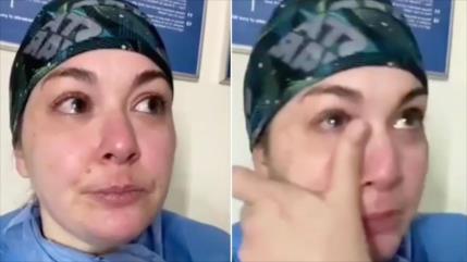 Enfermera: Veo cómo matan a minorías en hospitales de EEUU