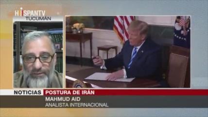 Aid: El régimen de EEUU va a caer por romper los acuerdos firmados