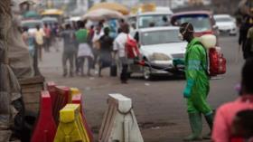 Un hombre con coronavirus infecta a 533 personas en Ghana