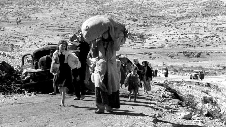 Día de la Nakba y el expansionismo israelí bajo amparo de EEUU | HISPANTV