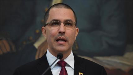 Jorge Arreaza: Colombia es cómplice de atentado contra Venezuela