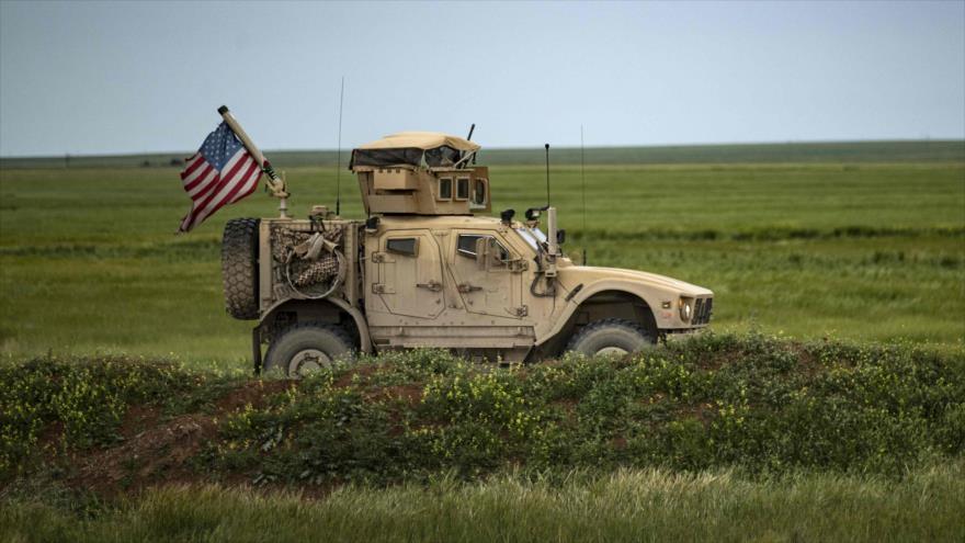 EEUU instala base militar en una zona rica en petróleo de Siria | HISPANTV