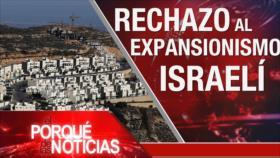 El Porqué de las Noticias: Golpe de estado fallido en Venezuela. Rechazo al expansionismo israelí. COVID-19 en EEUU