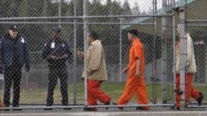 100 mil presos podrían morir por la COVID-19 en cárceles de EEUU