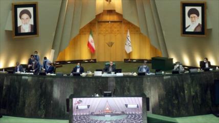Parlamento iraní aprueba ley para frenar hostilidades de Israel